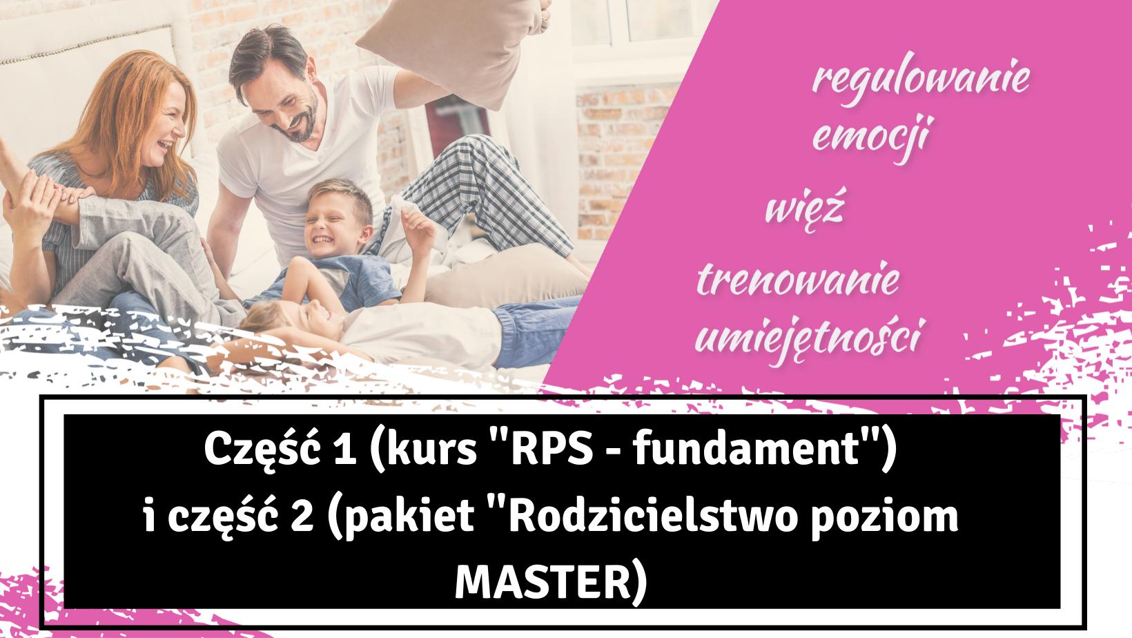 Rodzicielstwo Pełne Spokoju - część 1 i 2